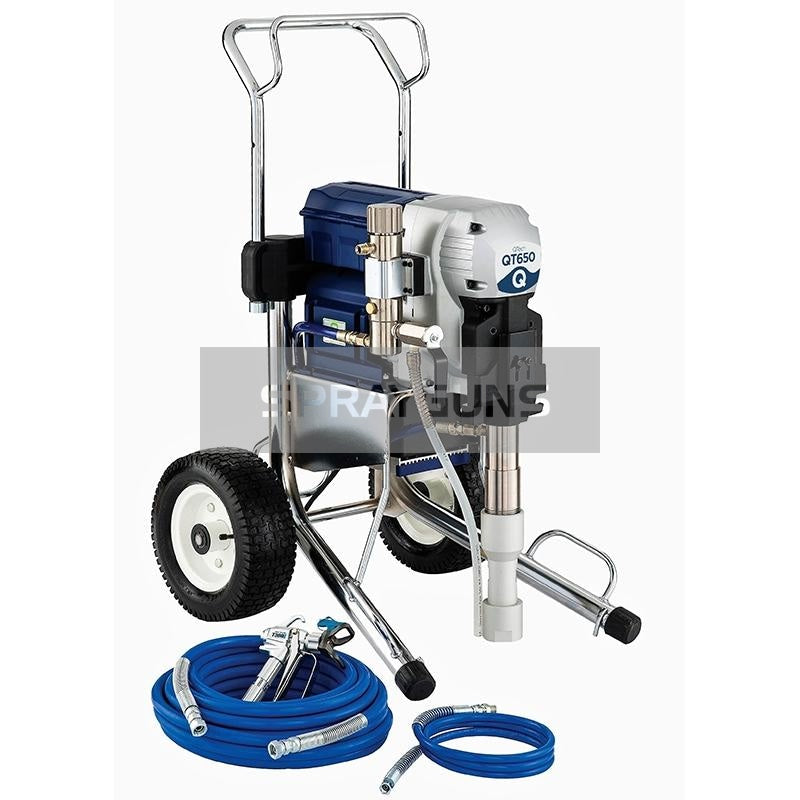 Q-Tech Qt650 Airless Spray Package