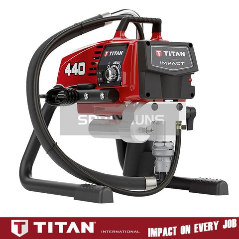 Titan Impact 440 Airless Sprayer