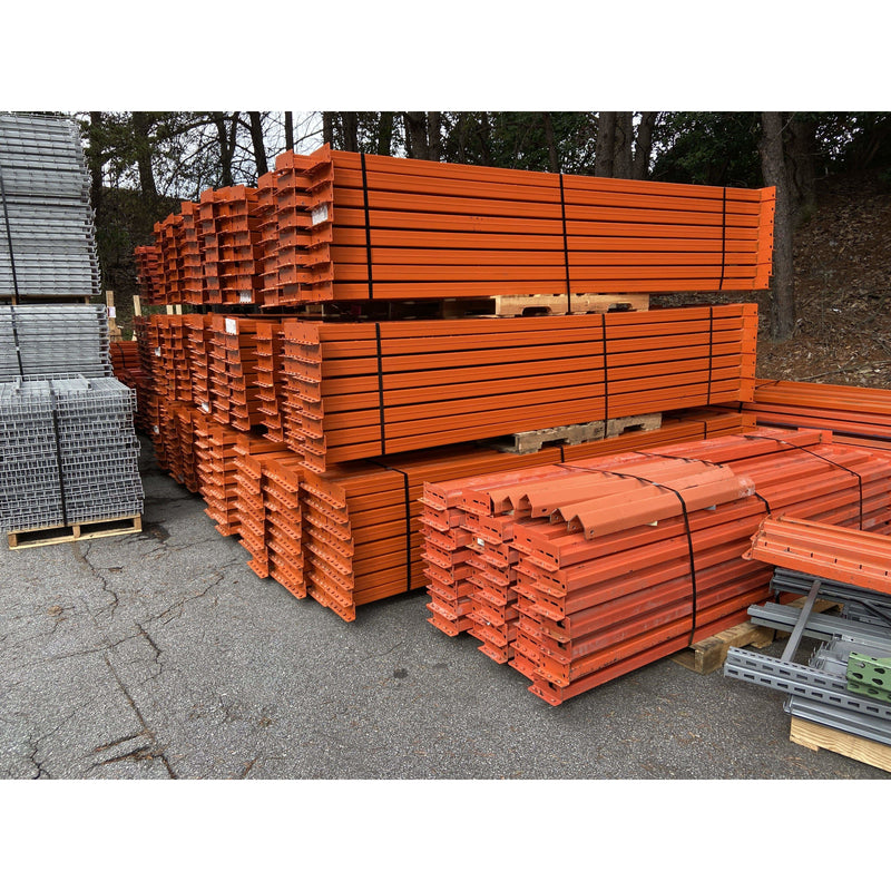 "Used Pallet Beams (120"" x 6"") - Atlanta Bin"