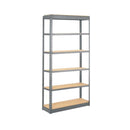 Low Profile Rivet Shelving Starter - Atlanta Bin