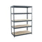 Long Span Rivet Shelving Adder - Atlanta Bin
