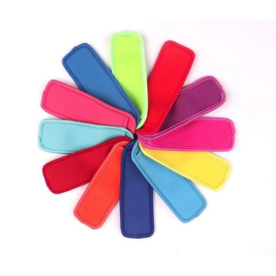 Ready to Ship | Assortment of Neoprene Popsicle Holders