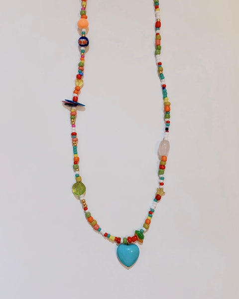 Corazonada Necklace