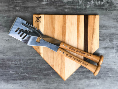 Personalized Grill Tools & Cutting Boards