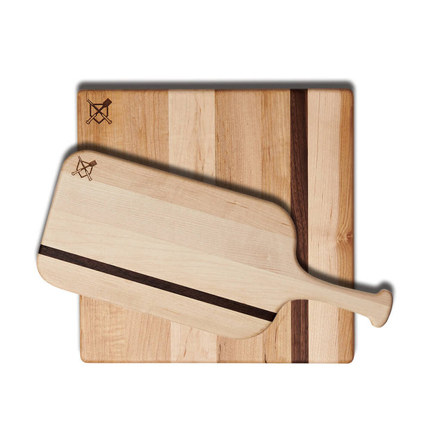 Baseball Cutting Board Sets