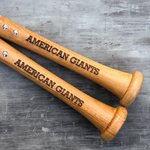 Chicago American Giants Limited Edition NLBM Combo Set