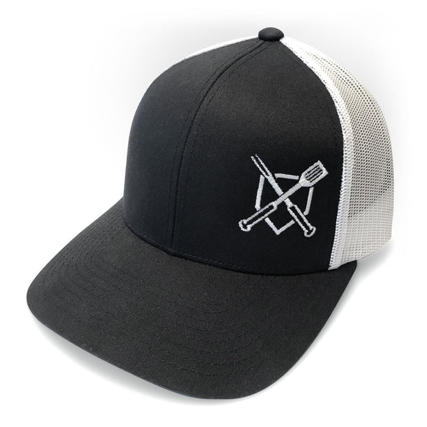 Baseball BBQ Snapback (multiple colors)