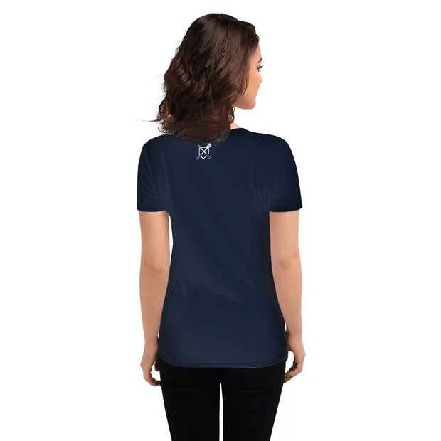 Forkballer Women's Fitted T-Shirt