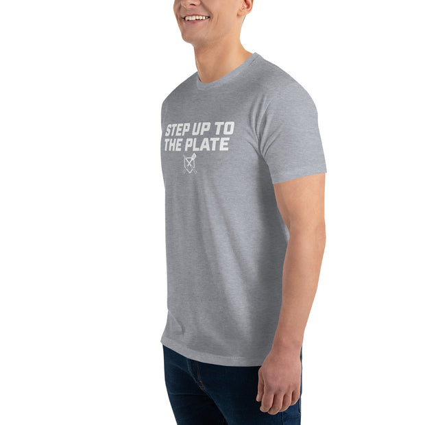 Step Up To The Plate Men's T-Shirt