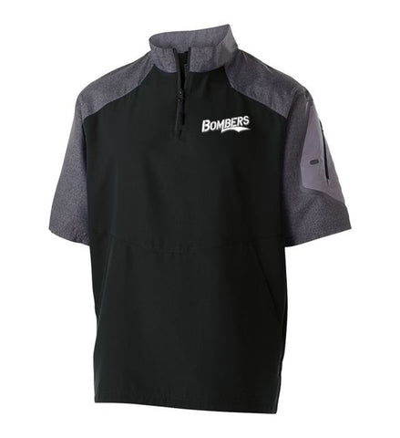 Holloway - Raider Short Sleeve Pullover (YOUTH)