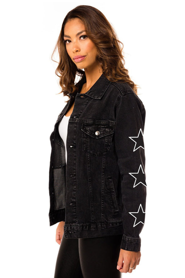 The Star Girl - Denim