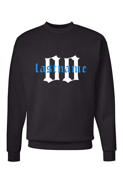 Gothic Embroidered - Crewneck