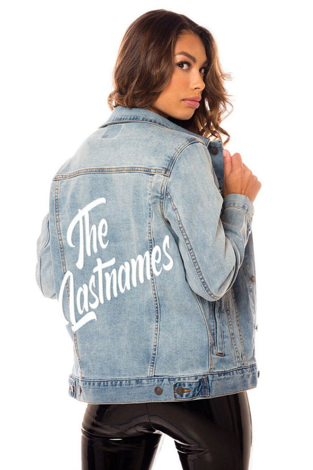 The Lastnames - Denim