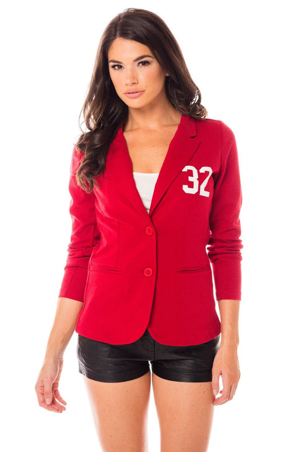 Blazin' Blazer - Red