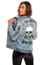 Til Death - Denim