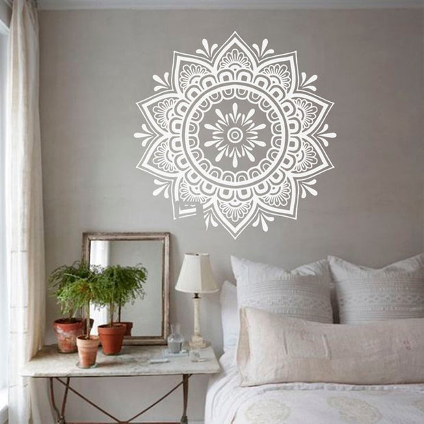 Bohemian Room Decoration Decals