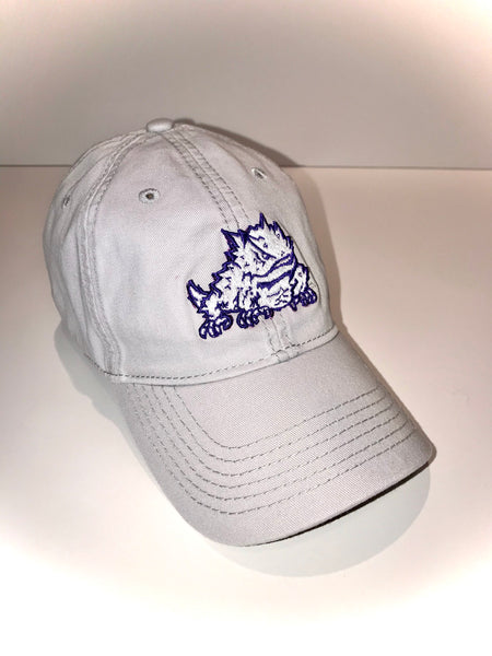 TCU Horned Frog Relaxed Twill Legacy Hat