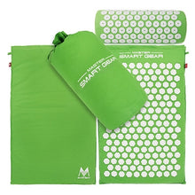 Load image into Gallery viewer, Acupressure Massage Mat + Pillow  Set