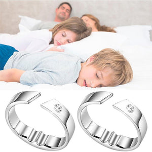 Anti-Snore Ring Device