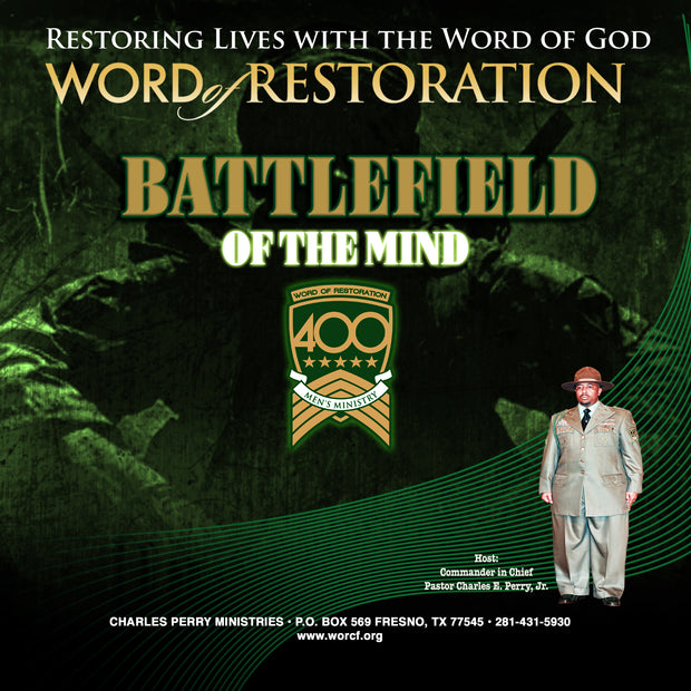 400 Men's Conference: The Battlefield of The Mind (2013)