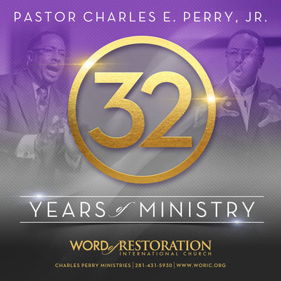 32 Years of Ministry (2016)