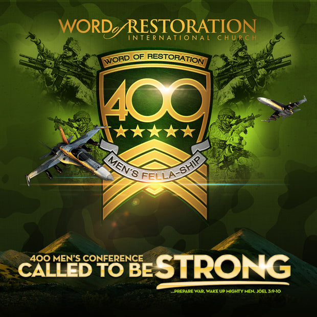 400 Men's Conference: Called to be Strong (2017)