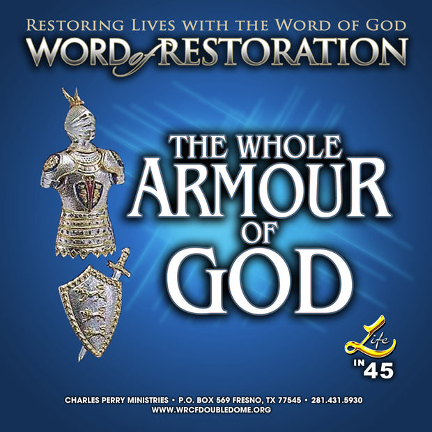 The Whole Armor of God: The Force of Prayer Vol. III (2011)