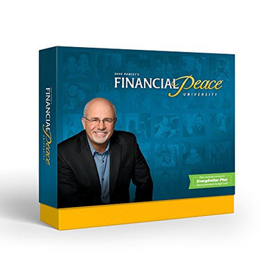 Dave Ramsey's Financial Peace University Membership Kit (2018)