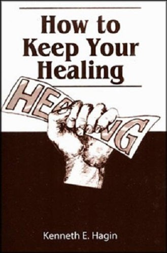 How to Keep Your Healing (mini-book)