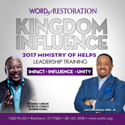Kingdom Influence Leadership Training (2017)