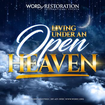 Living Under an Open Heaven (2017) MP3