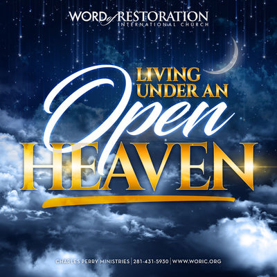 Living Under an Open Heaven (2017)