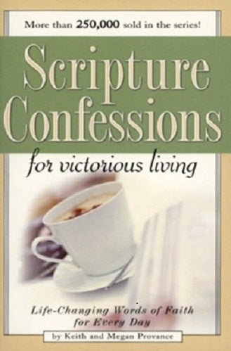 Scripture Confessions (mini-book)