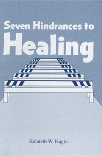 Seven Hindrances to Healing (mini-book)