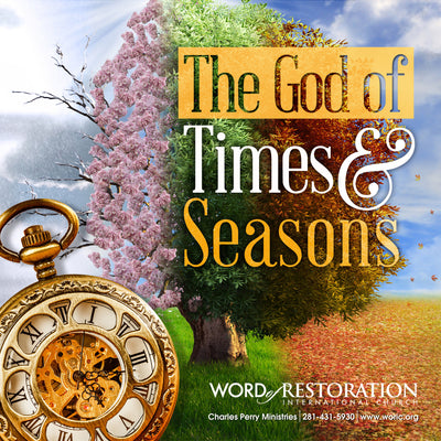 The God of Times & Seasons Vol. II (2016)