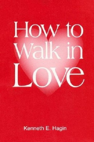 How to Walk in Love (mini-book)