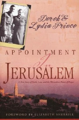 Appointment In Jerusalem--Clearance Item!