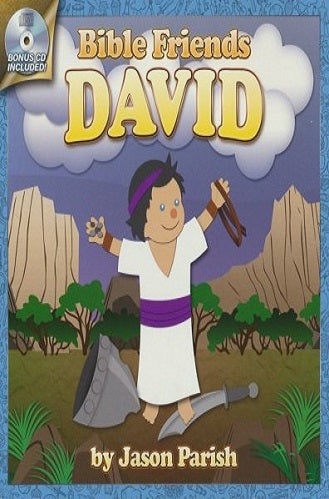 Bible Friends: David with Bonus CD