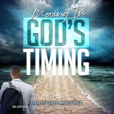 Moving in God's Timing (2019)