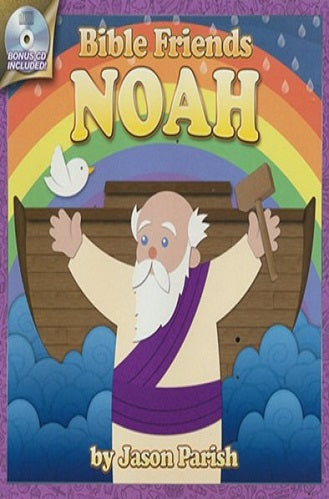 Bible Friends: Noah with Bonus CD