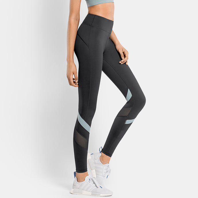 SEVEGO Yoga Leggings with Mesh