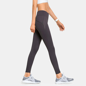 SEVEGO Yoga Leggings with Rubber Trim