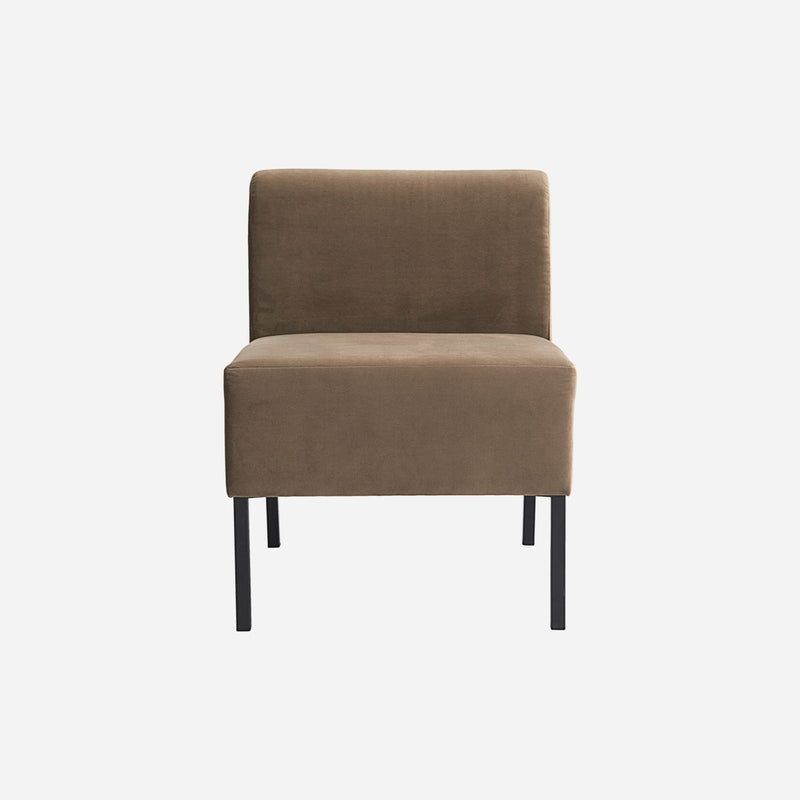 House Doctor Soffa 1 seater Sand