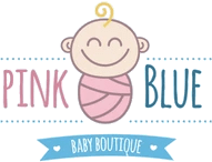 Pink and Blue Baby Boutique