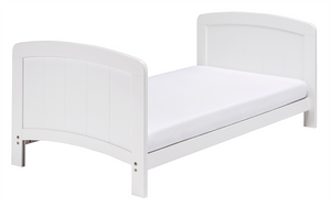 East Coast Nursery Cotbed Venice White