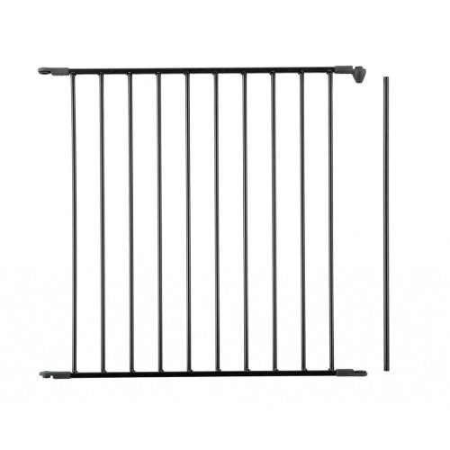 Baby Dan Gate Configure Extension 72cm Black