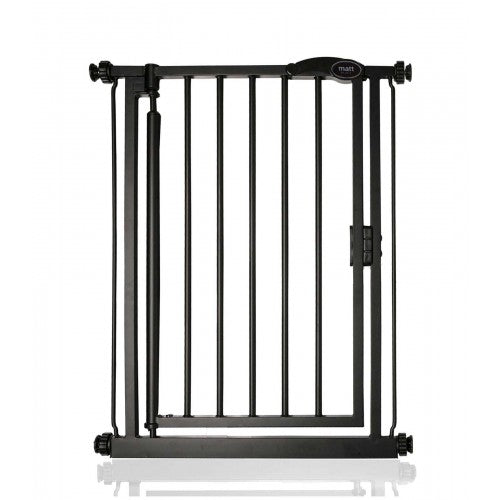 Bettacare Gate Auto Close Extra Narrow Black - Baby Gate