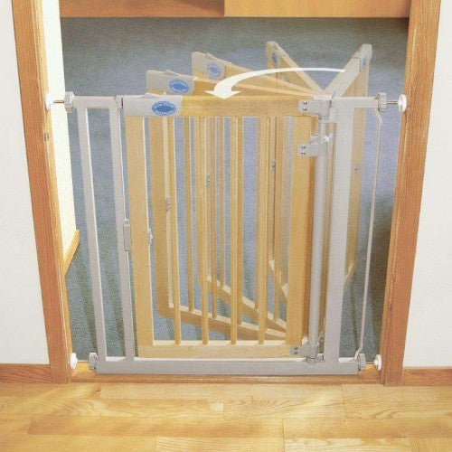 Bettacare Gate Autoclose Wooden Standard - Baby Gate