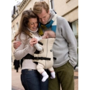 Clippasafe Carramio 2 Position Baby Carrier Oatmeal