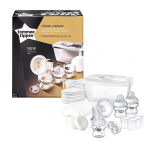 Closer To Nature Babycare Breastfeeding Kit